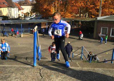Crosslauf des Thüringer Radsportverbandes in Gera