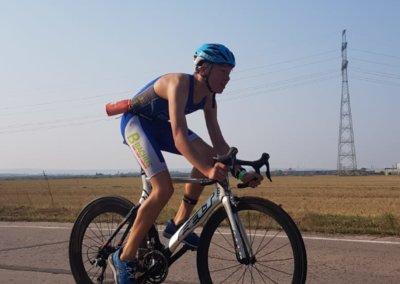 Saisonauftakt für die Meininger Triathleten