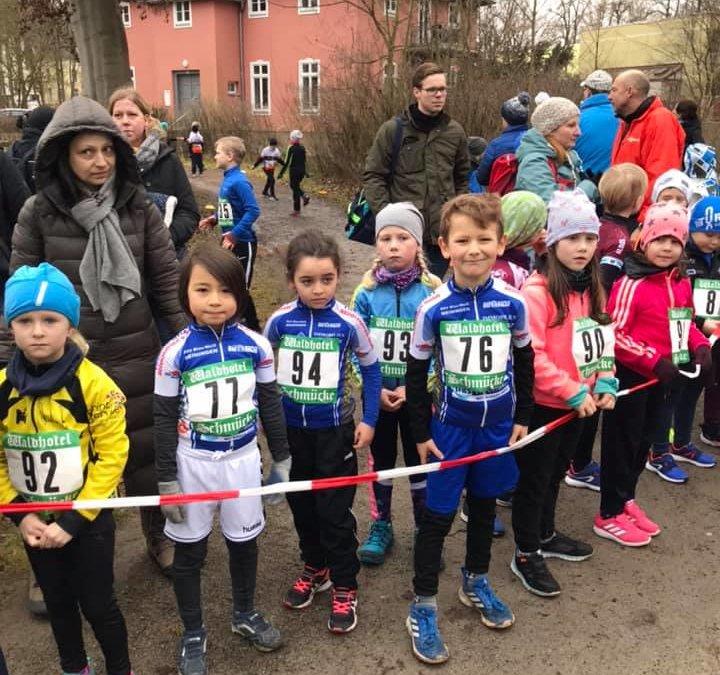 Crosslauf in Meiningen 2020